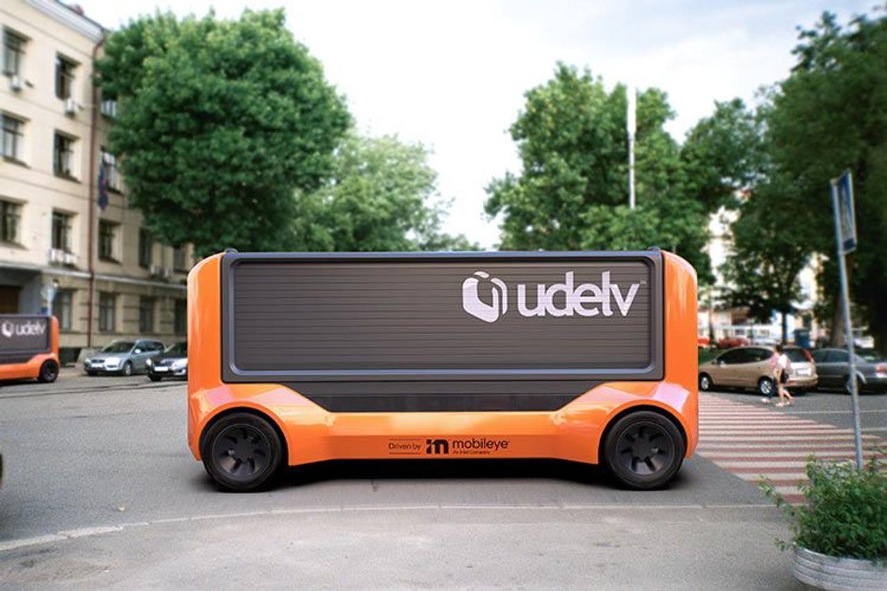 Водители больше не нужны! Доставку грузов будет осуществлять автономная электрическая платформа Transporter