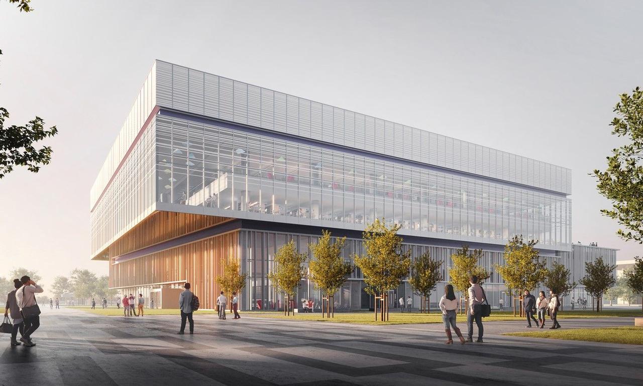 Новый кампус университета Duke Kunshan в Китае откроет возможности для культурного, духовного и социального роста студентов