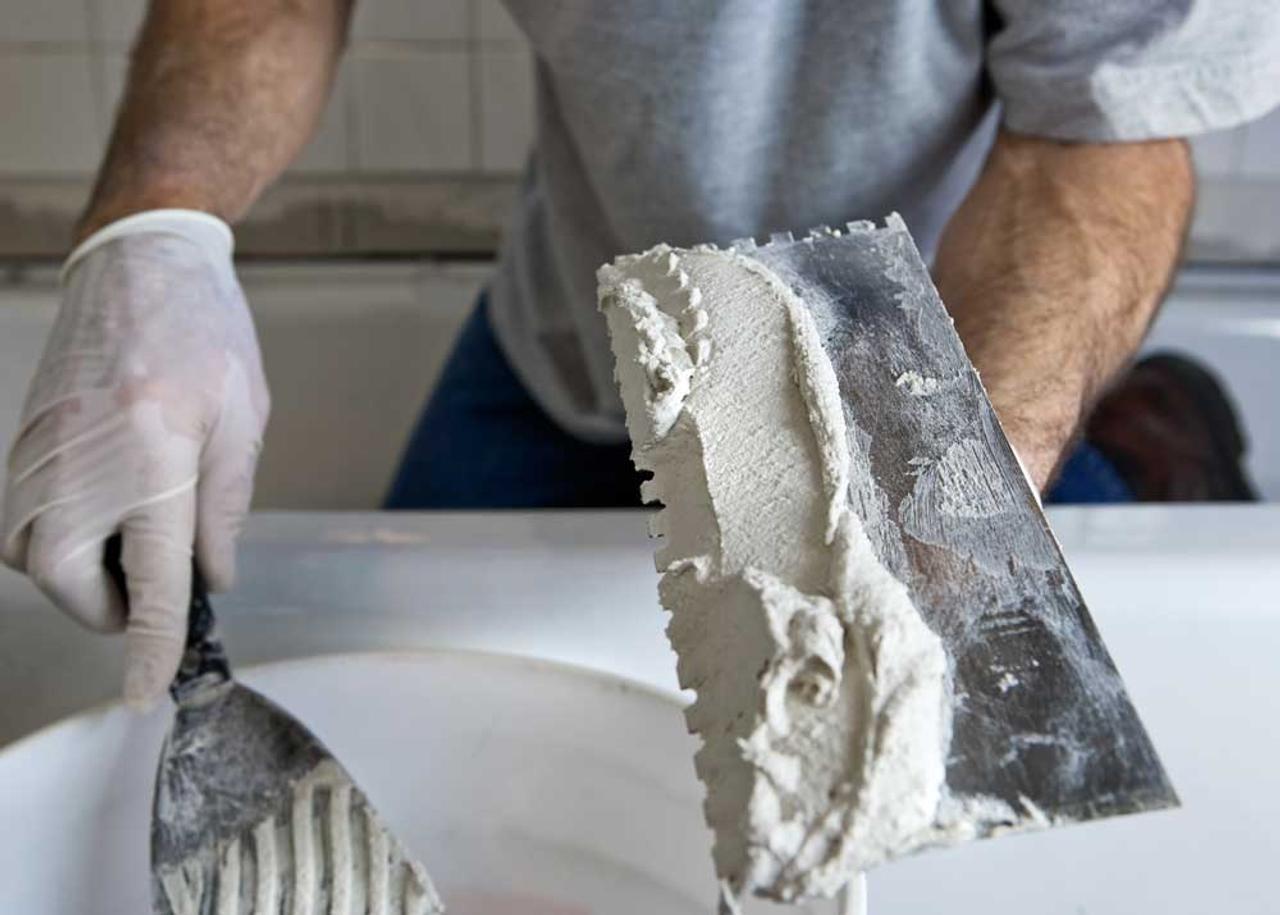 Синтетический гипс, полученный из промышленных отходов, заменит природный гипс в строительной отрасли