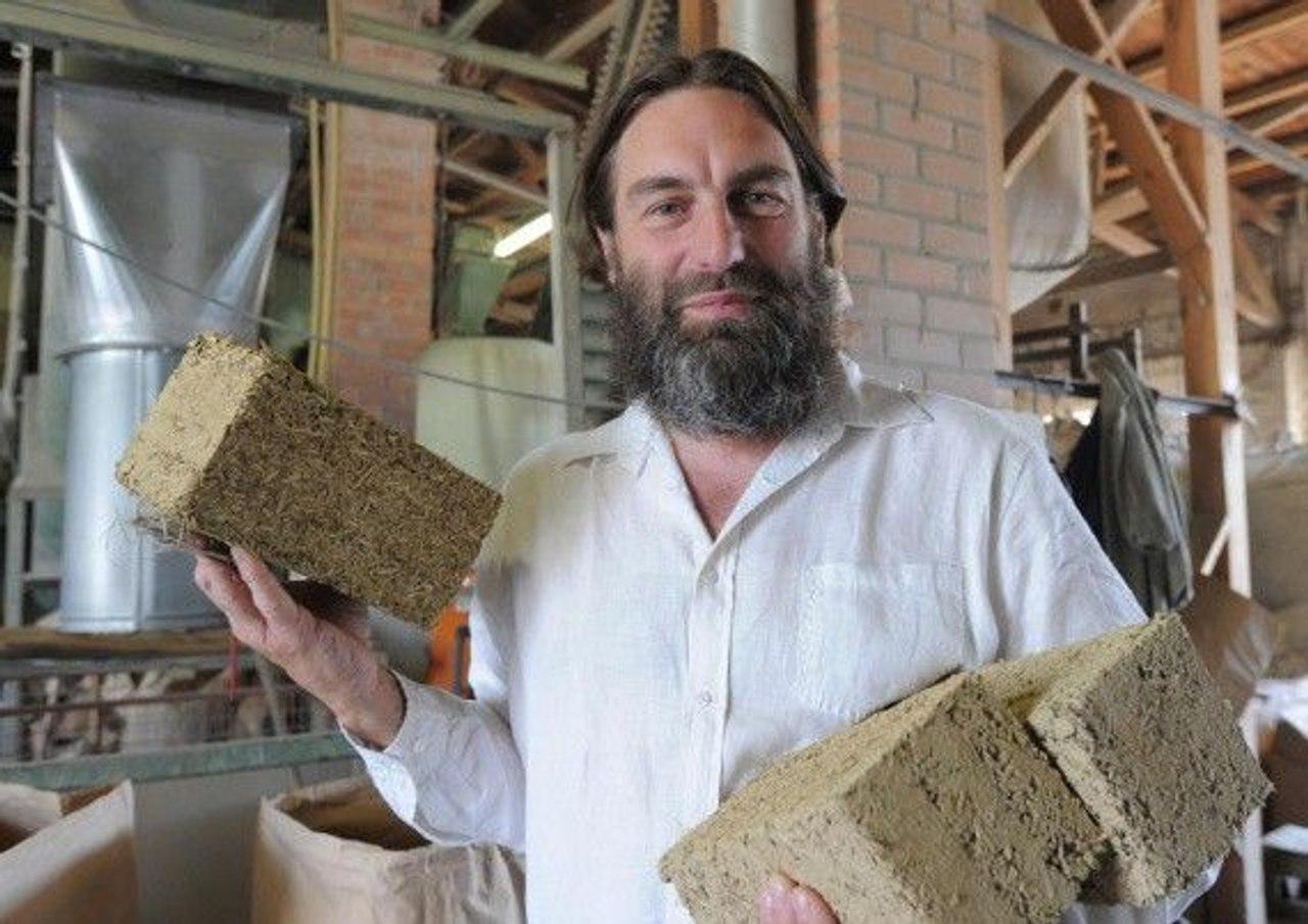 Строительство домов из конопли - экологично, выгодно и полезно для здоровья