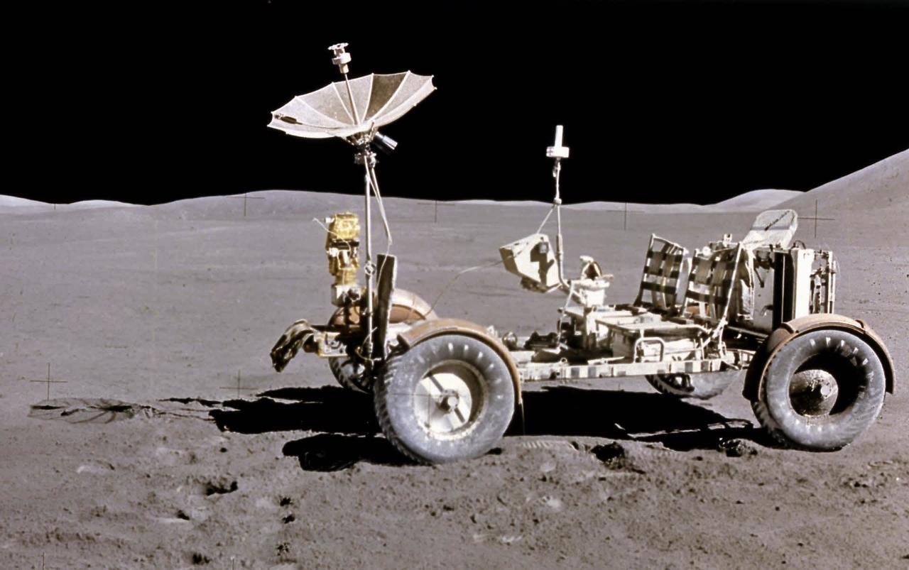 General Motors и Lockheed Martin создают лунный вездеход нового поколения для работ в экстремальных условиях