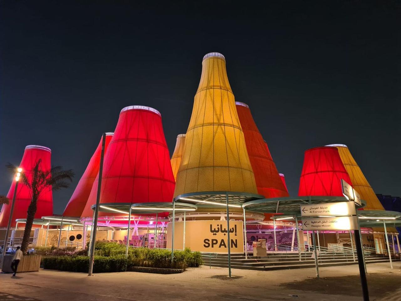 Испанский павильон на Expo Dubai 2020 с жизнеутверждающим правилом - «Интеллект для жизни»