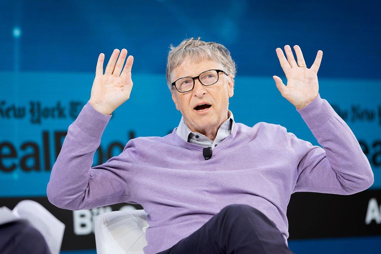 Билл Гейтс хочет заблокировать попадание солнечного света на поверхность Земли