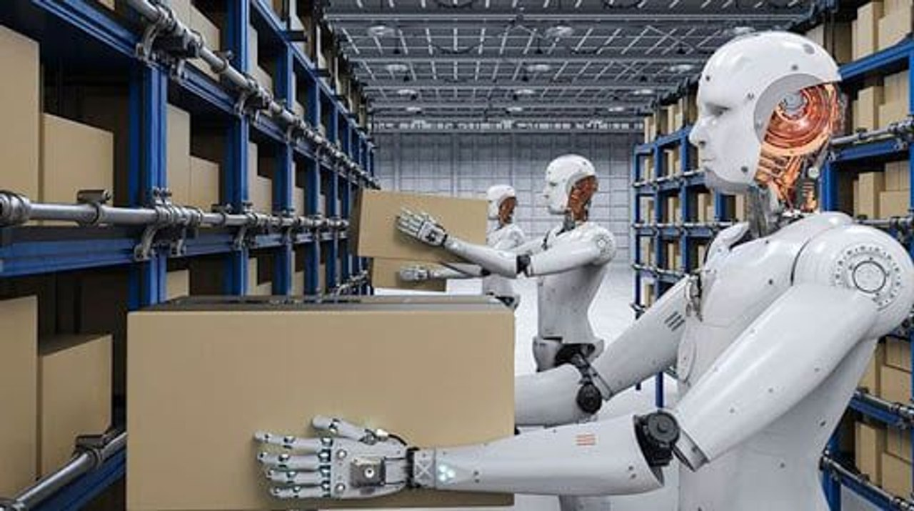Роботизация лишит работы более 85 млн рабочих и создаст 97 млн новых рабочих мест