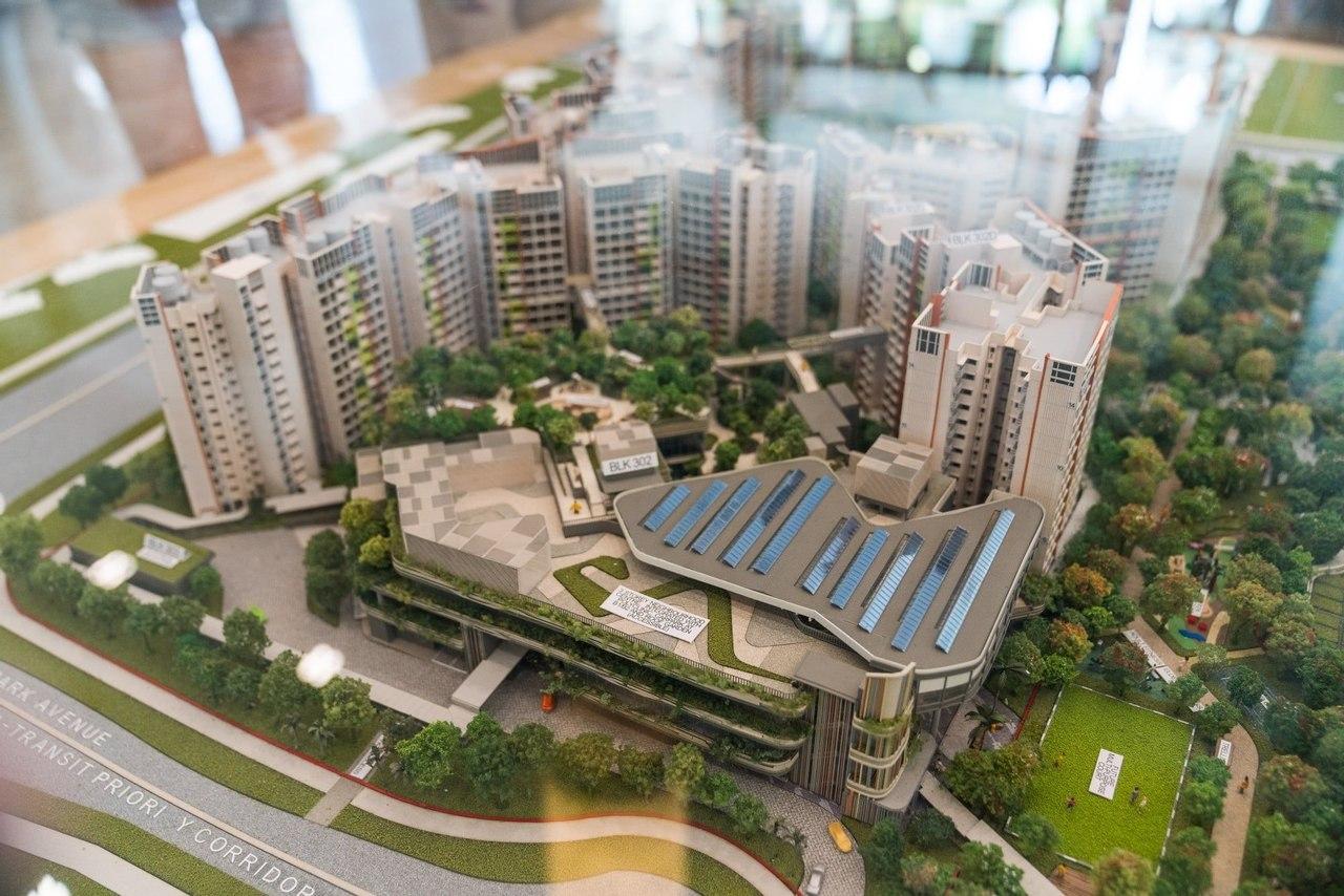 В Сингапуре построят экологический город будущего на альтернативной энергии