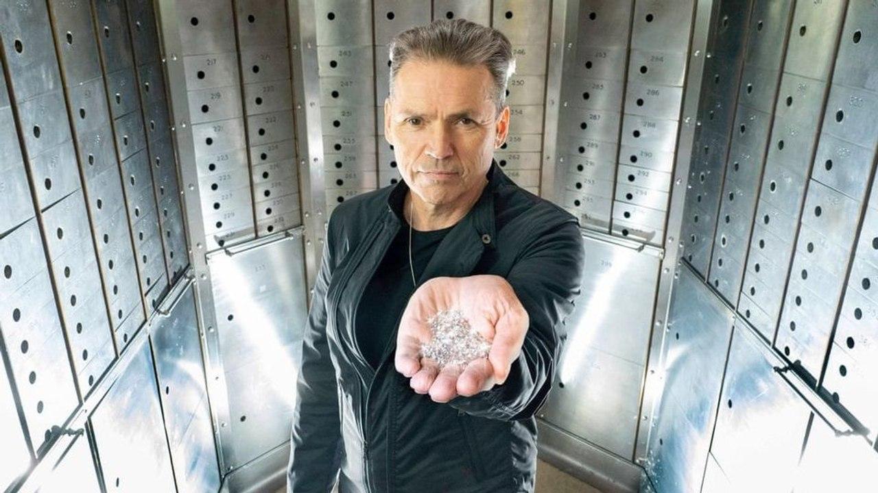 В Британии начали производить алмазы «из воздуха»