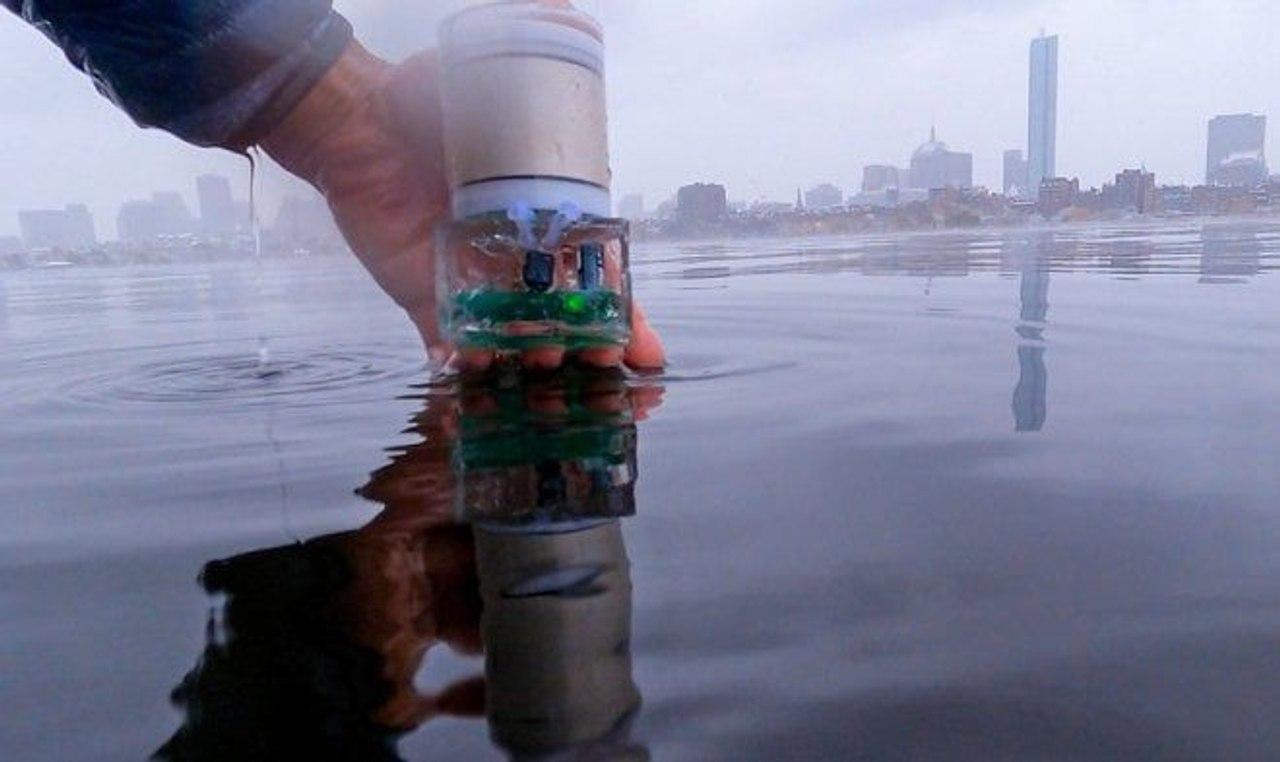 В MIT разработали подводную систему навигации, которая питается энергией звука