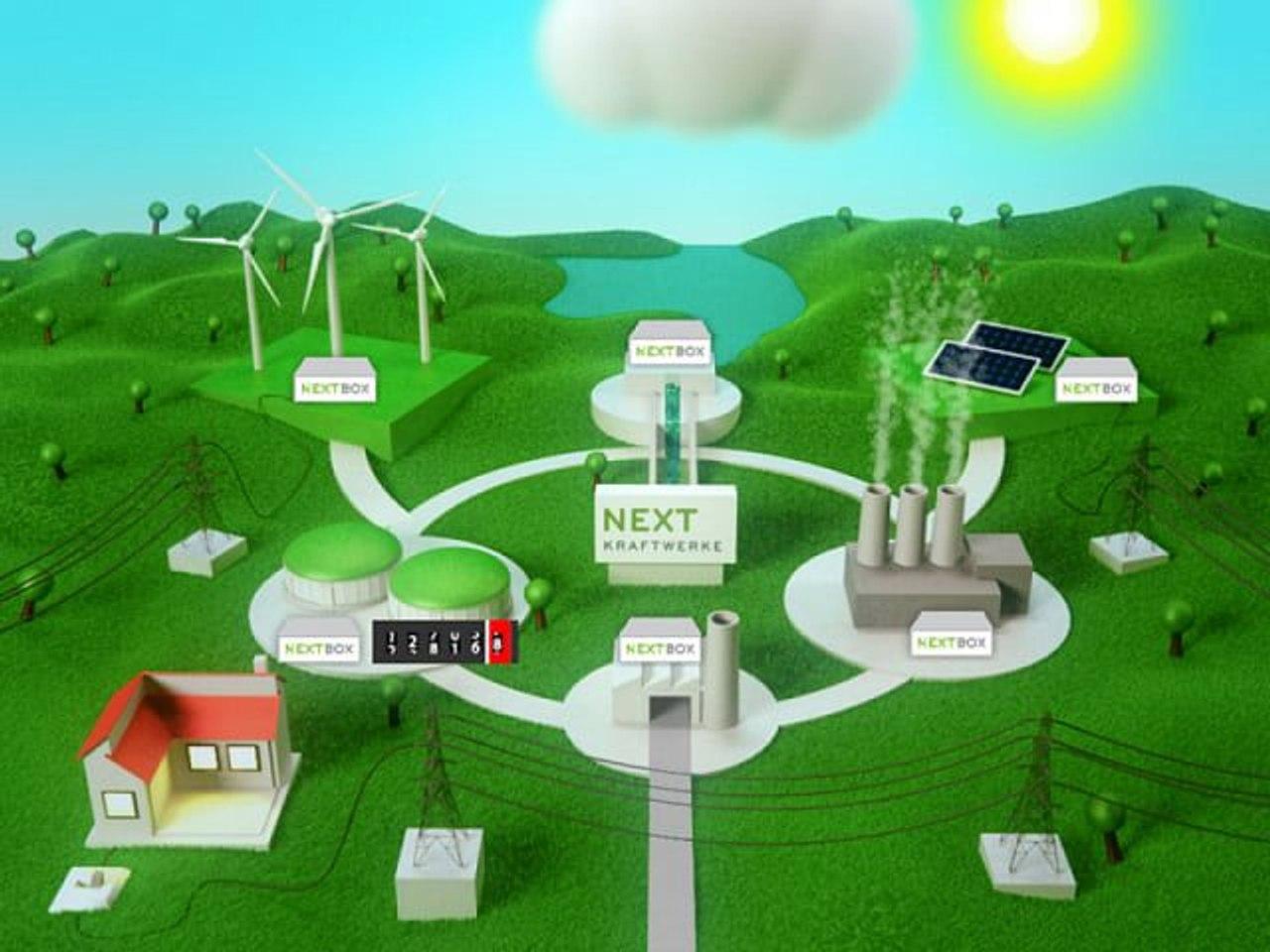В Японии планируют запустить виртуальную электростанцию для управления объектами возобновляемой энергии