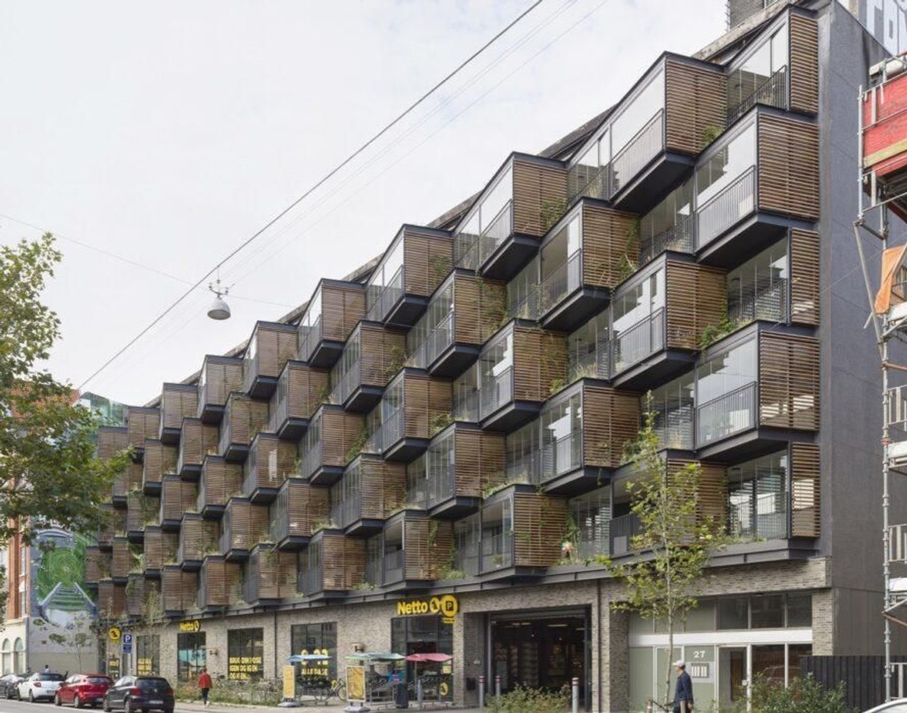 «Умная реконструкция» возродила заброшенное здание в Дании
