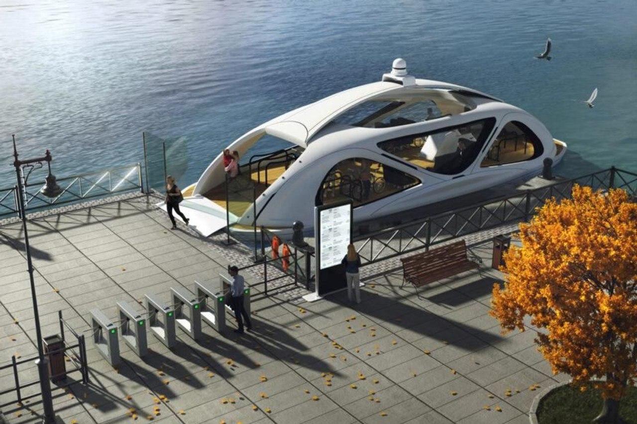 Zeabuz запустит в Норвегии беспилотный электрический паром