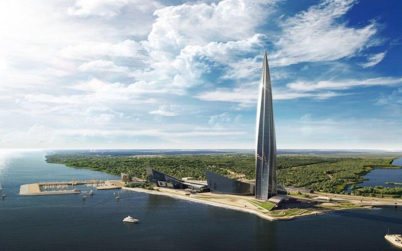Небоскребом года назван Lakhta Center построенный в Санкт-Петербурге