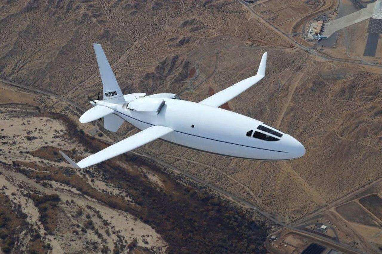 Самолет - пуля Celera 500L сделает полеты на частном самолете такими же дешевыми, как на пассажирском