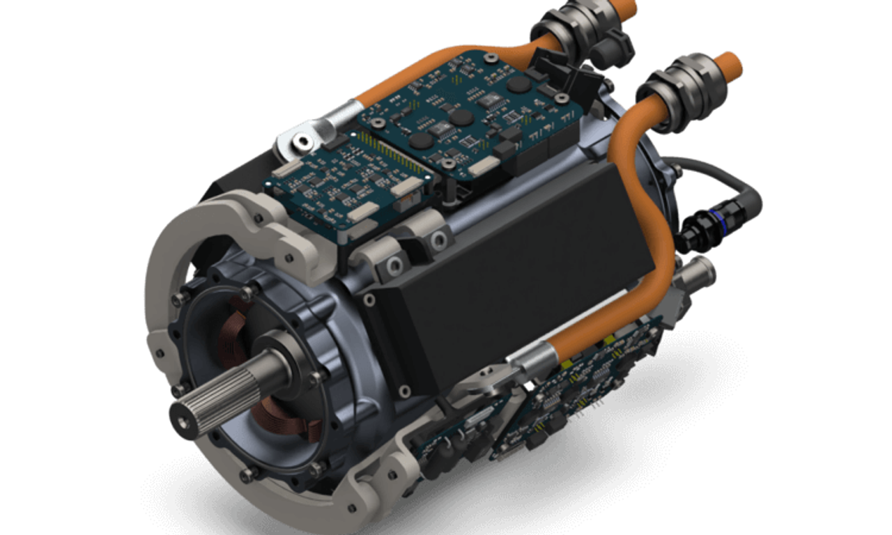 Сверхэффективный электродвигатель, компании H3X Technologies, превосходит существующие двигатели в три раза