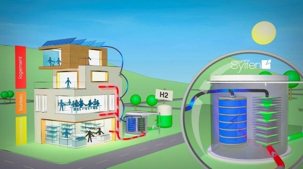 Гибридная батарея для энергоснабжения зданий, способна и хранить, и генерировать энергию