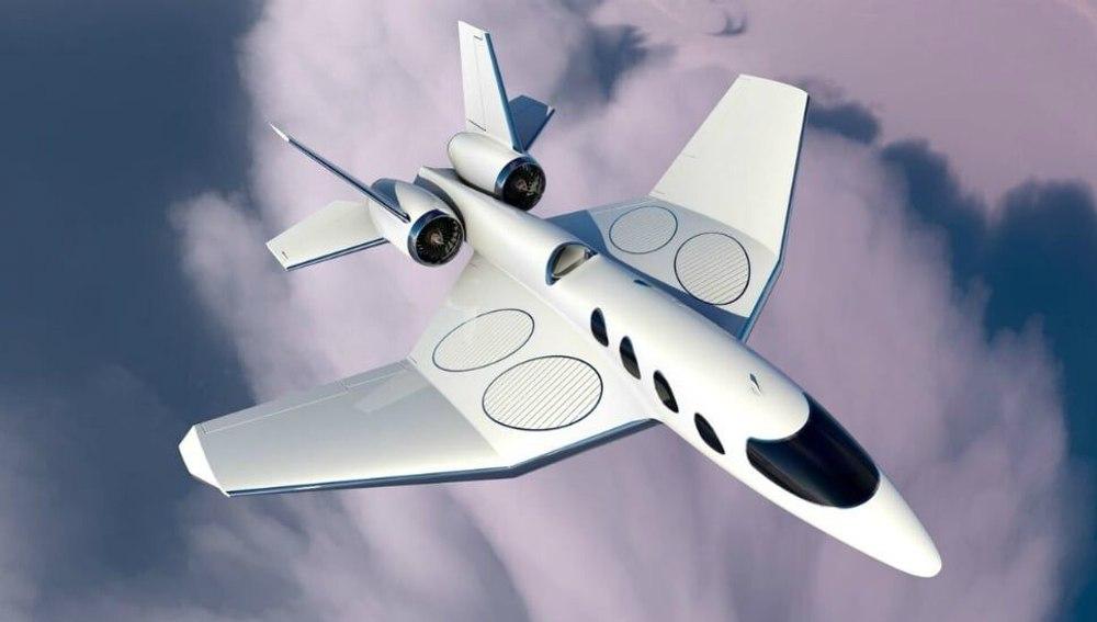 Pegasus Vertical Business Jet: электрический взлетно-посадочный аппарат с турбодвигателем