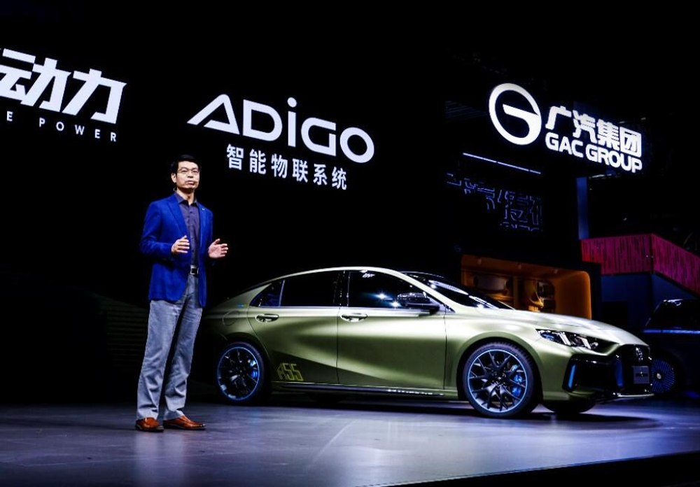 GAC создал графеновые аккумуляторы для электромобилей, которые можно зарядить за 8 минут