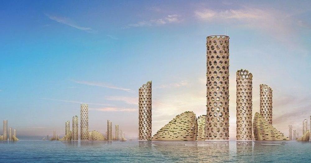 «Вертикальный город» - городское строительство с нулевым потреблением энергии