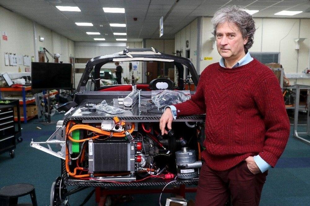 """Единственный в Великобритании производитель водородных автомобилей делает ставку на """"зеленую революцию"""""""