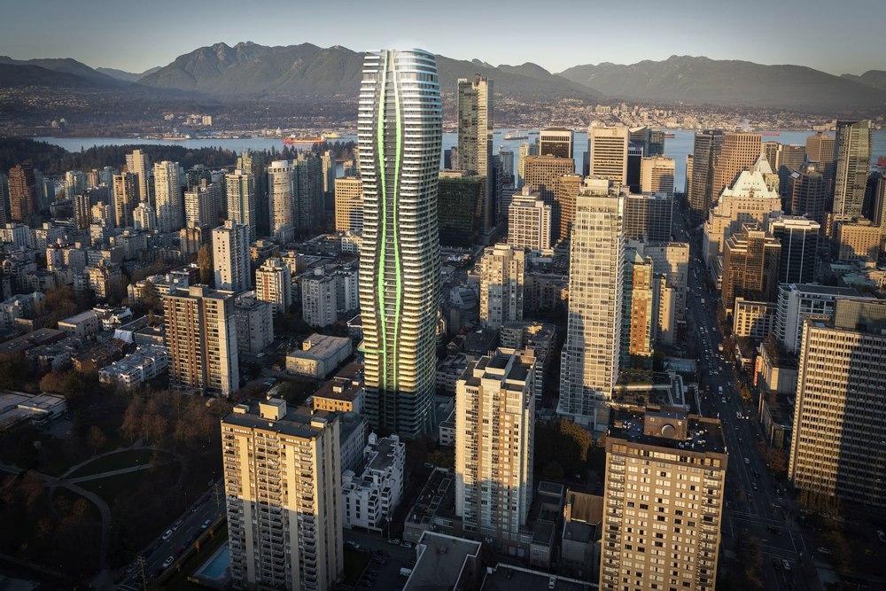 В Канаде построят самый высокий энергоэффективный небоскреб в мире по системе Passivhaus