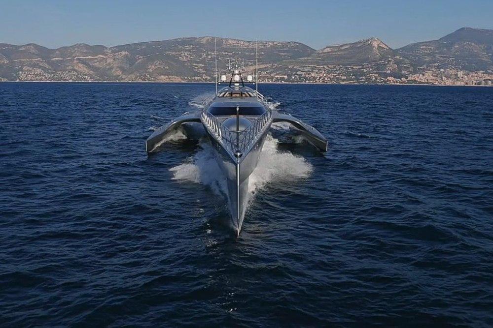 У катера на литий-серной батарее будет запас хода 100 морских миль