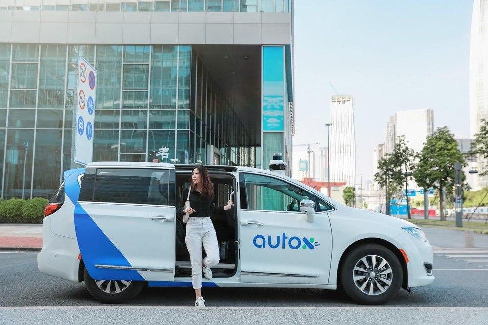 AutoX запустил в Китае первые полностью автономные робо-такси