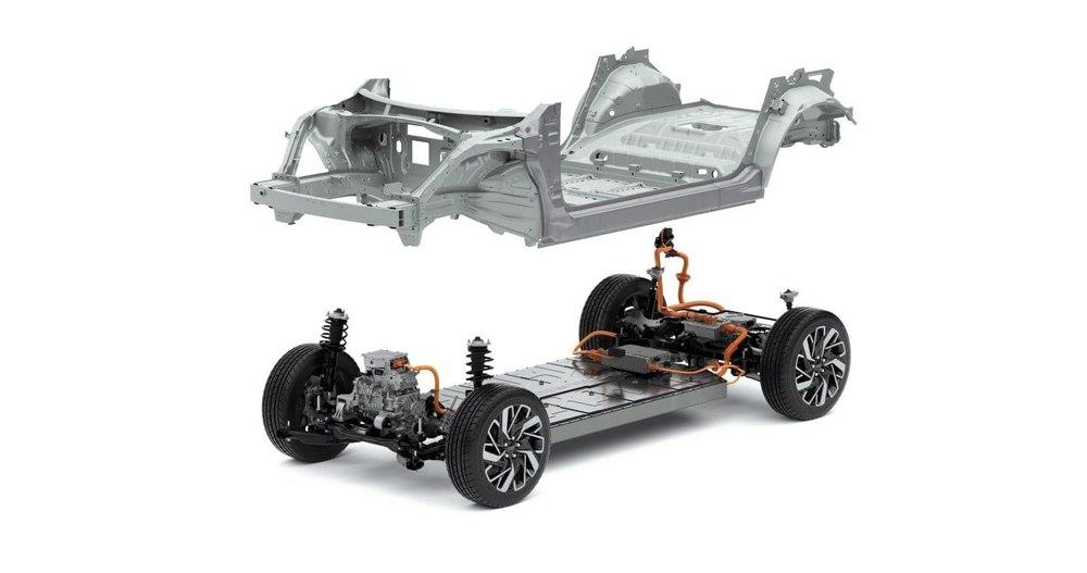 Hyundai представил платформу E-GMP для электромобилей следующего поколения