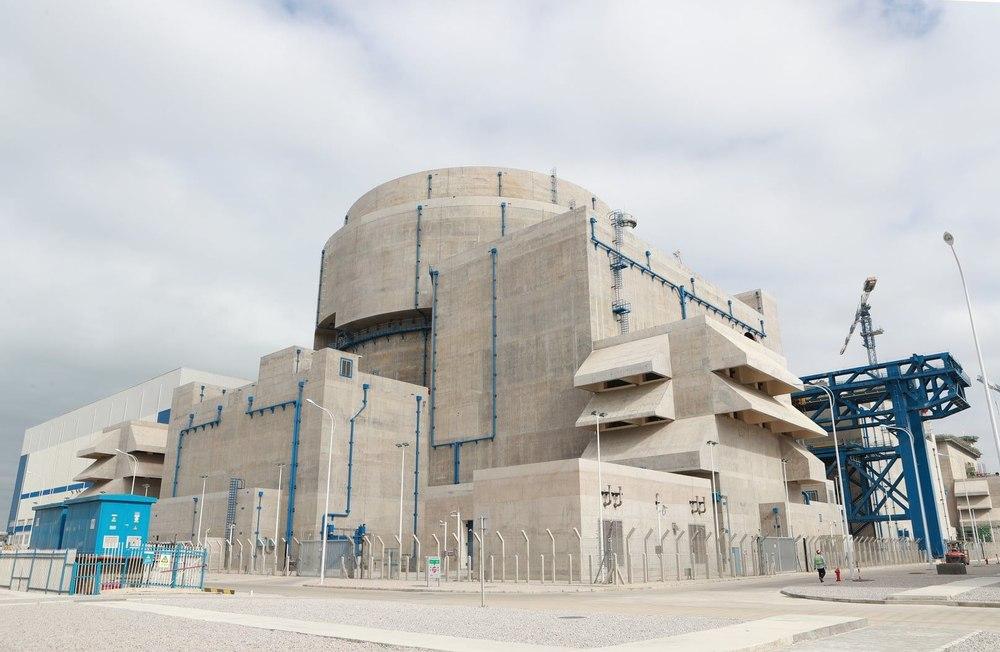 Китай запускает Hualong One, первый ядерный реактор китайской разработки