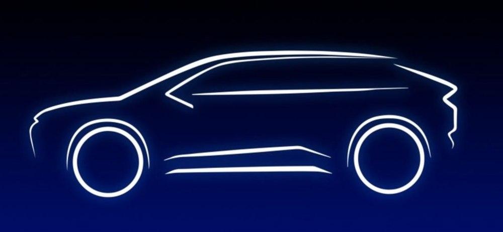 Toyota объявила, что в ближайшие месяцы представит новый полностью электрический внедорожник