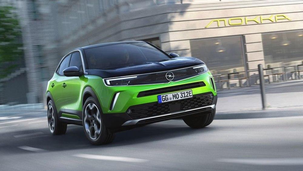 Opel запускает первый электромобиль Mokka-e, чтобы «изменить восприятие бренда»