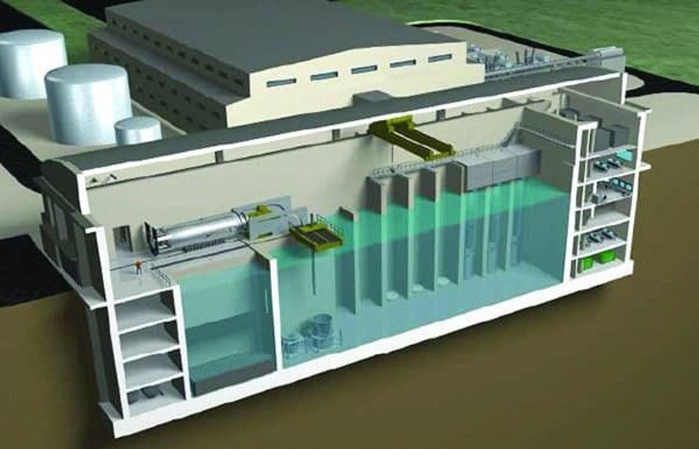 Модульные ядерные реакторы смогут экономно производить большое количество водорода