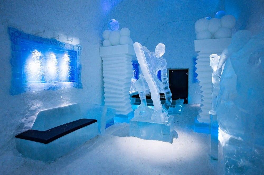 Ледовый отель чудес Icehotel открылся в Швеции