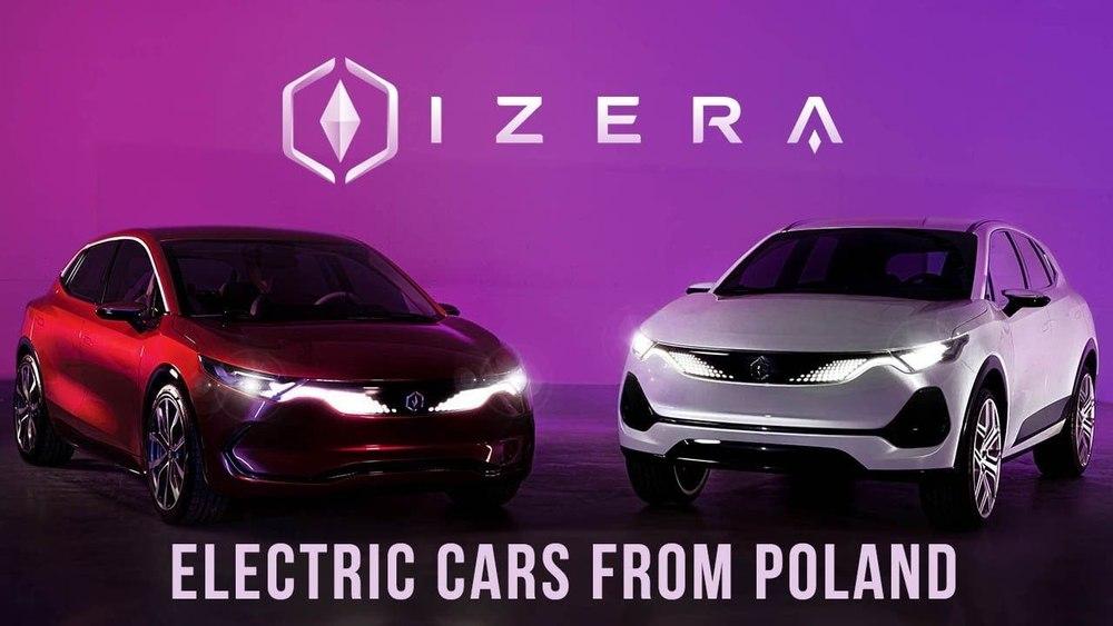 Польша начнет выпуск собственных электромобилей Izera