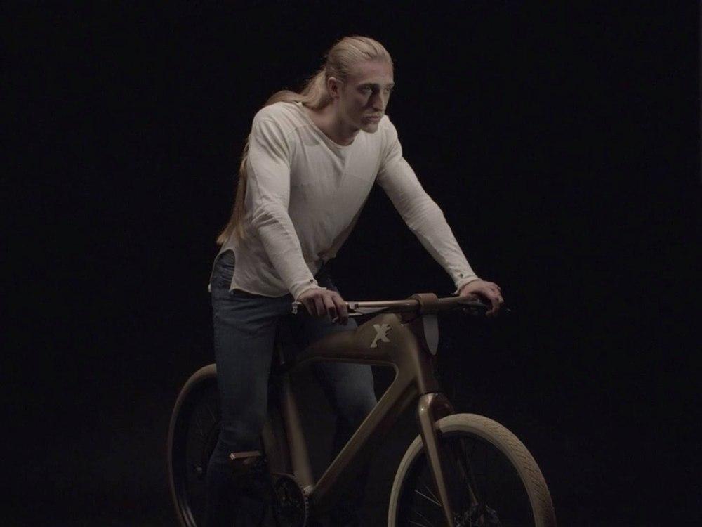 Самый футуристческий электро велосипед 2020 года