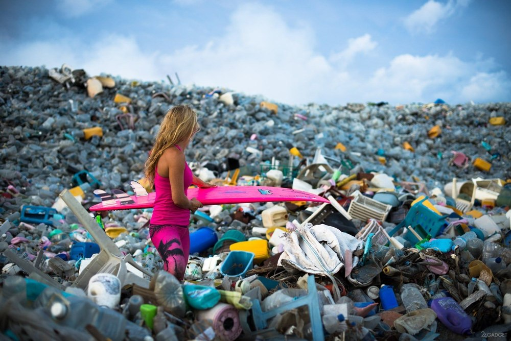 Ученые придумали как превратить пластиковые отходы в клей