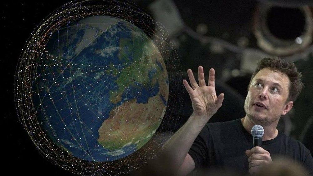 SpaceX запускает интернет Starlink в Европе