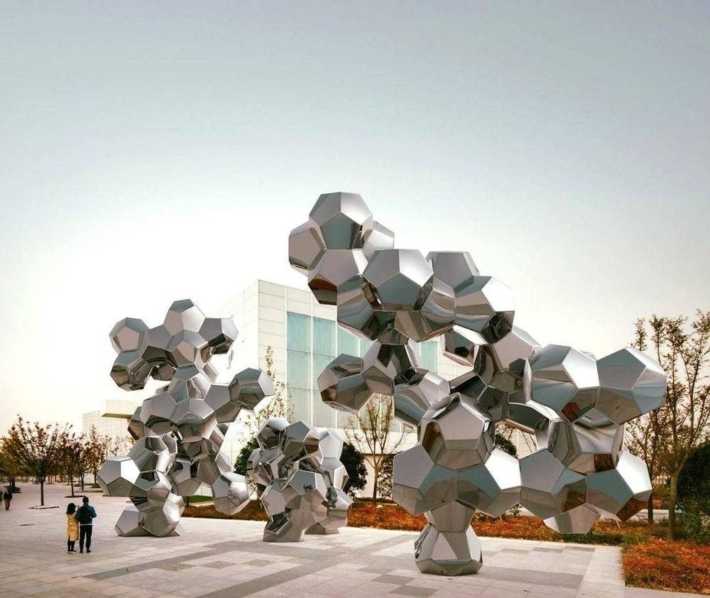 Городские скульптуры Кен Келлехера