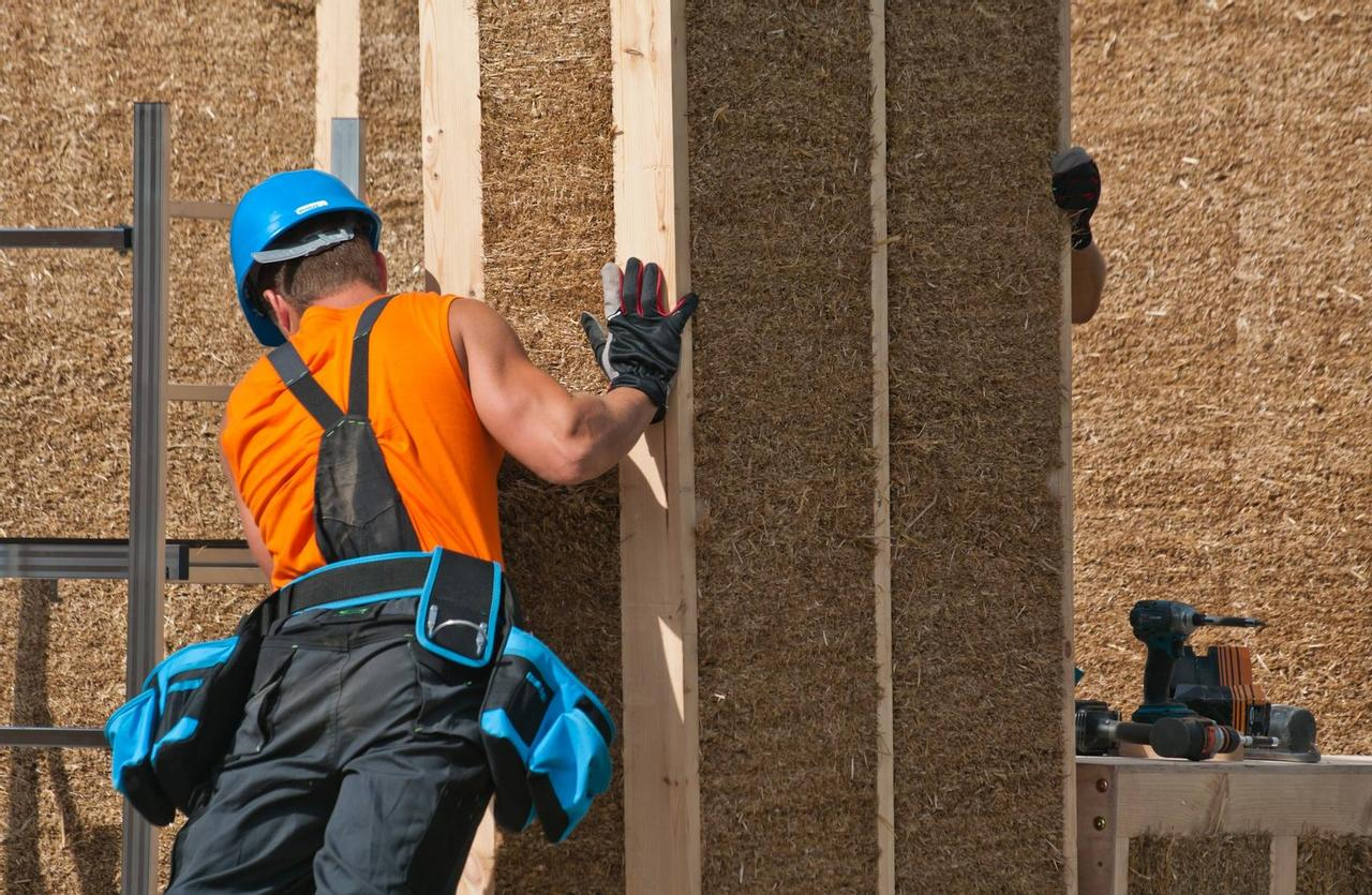 Возможно ли строить высотные здания из дерева и соломы?