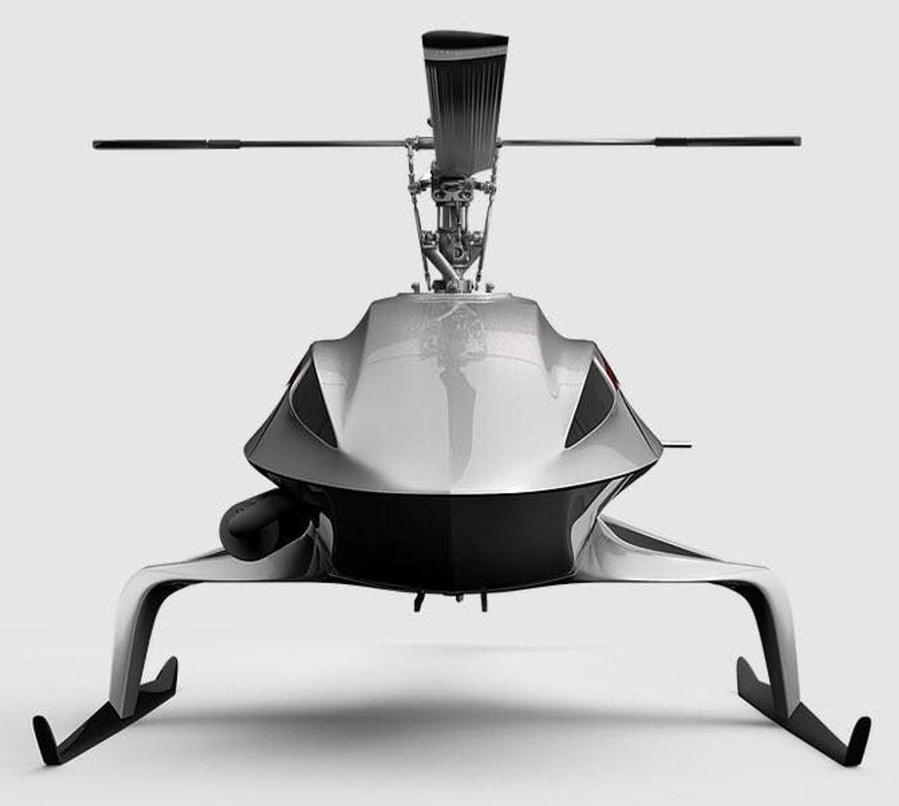 КБ «Русь» разрабатывает беспилотный грузовой вертолет с дальностю полета 200 км