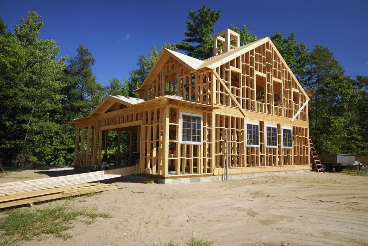Строительство каркасного дома, какую технологию выбрать