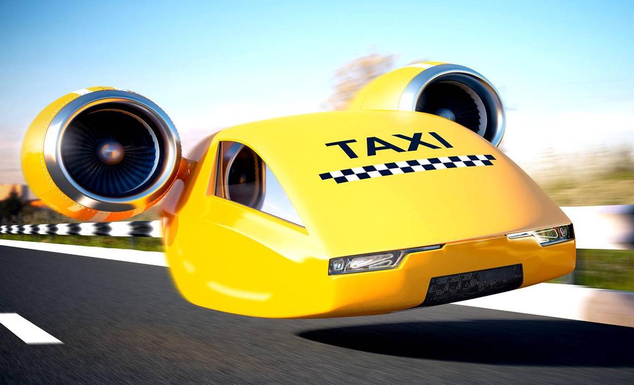 Новая батарея для летающего транспорта eVTOL будет заряжаться всего за 5 - 10 минут