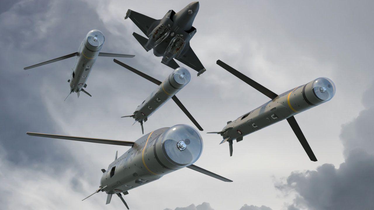 В Великобритании разрабатывает «умные ракеты», которые общаются друг с другом