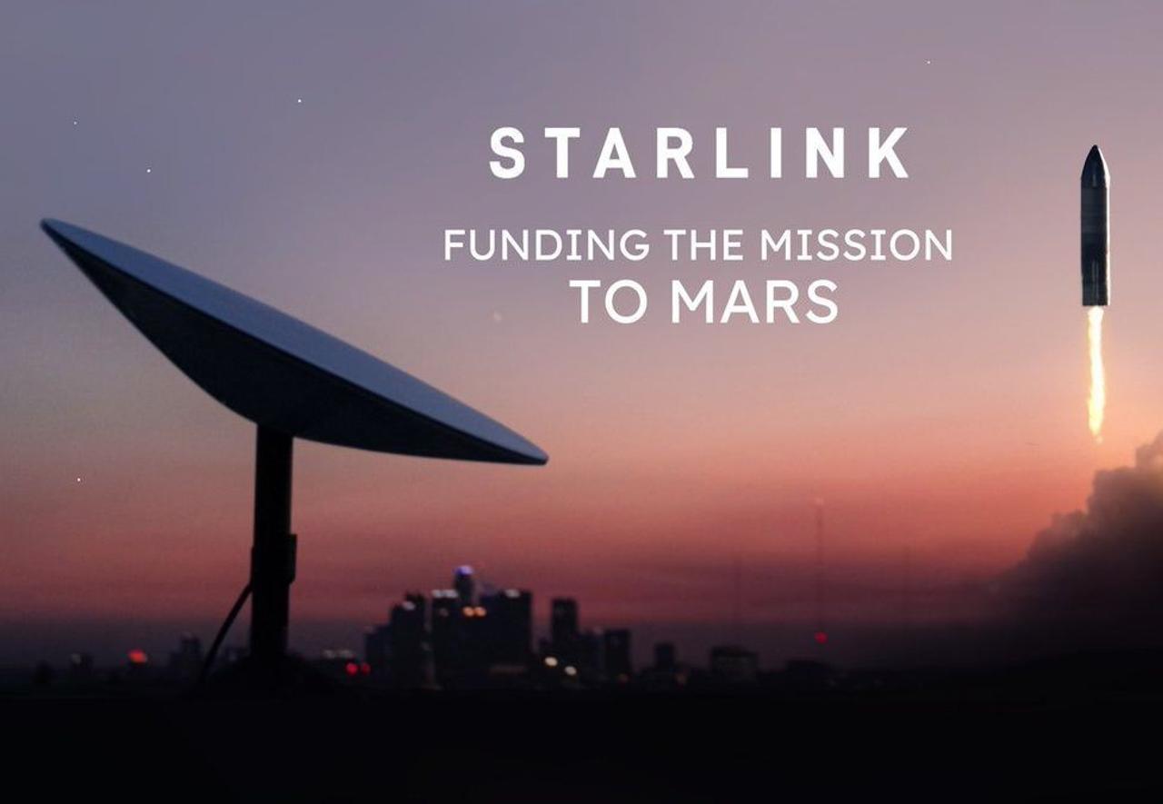Скорость спутникового интернета Starlink уже достигла 400 Мбит/с