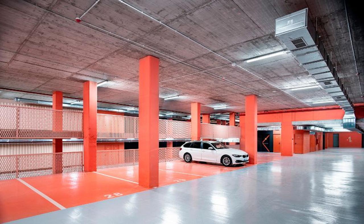 Использование тепла подземных автостоянок для обогрева квартир