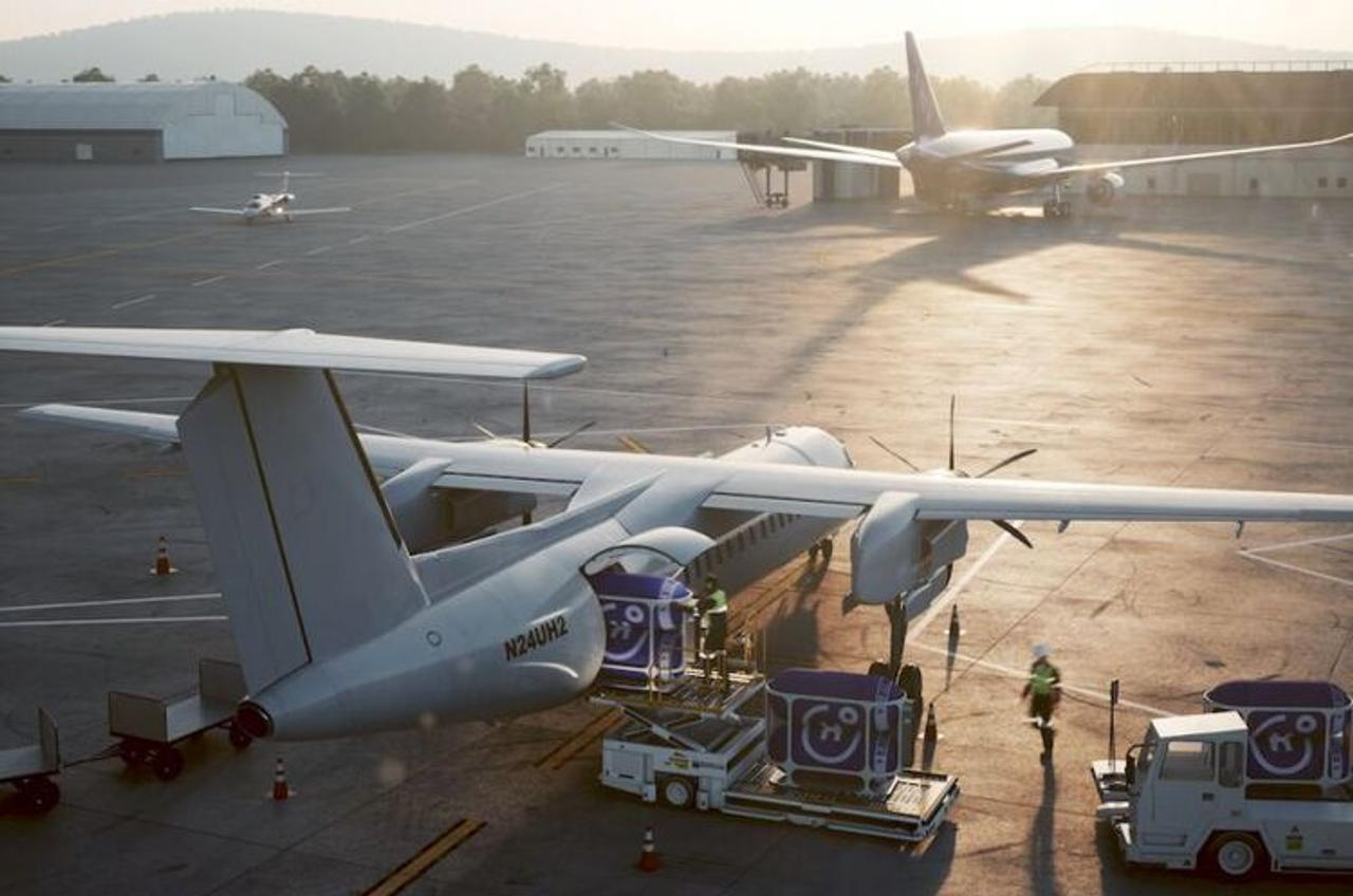 Украинский стартап привлек $ 20.5 млн на производство водородных двигателей для самолетов