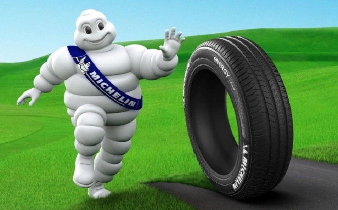 Michelin будет производить шины из переработанных пластиковых бутылок