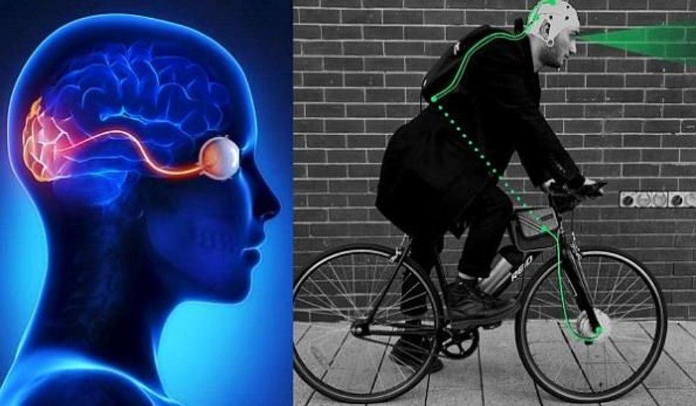 Электровелосипед Ena ebike считывает активность вашего мозга и реагирует на угрозы во время езды