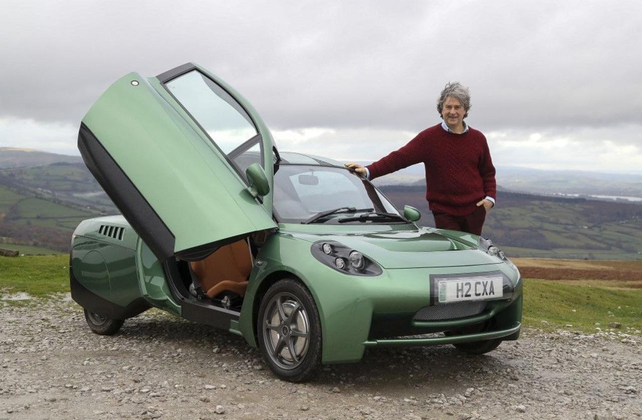 Siemens начинает массовое производство автомобилей на водородном топливе