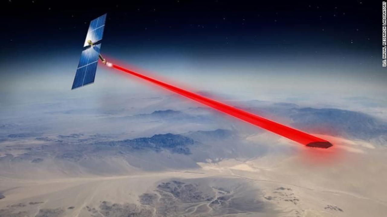 Исследователи успешно испытали солнечную панель накопления и передачи энергии из космоса на Землю