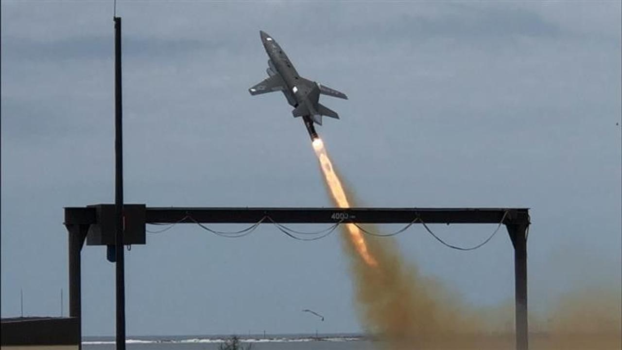 Искусственный интеллект Skyborg впервые самостоятельно пилотировал самолет ВВС