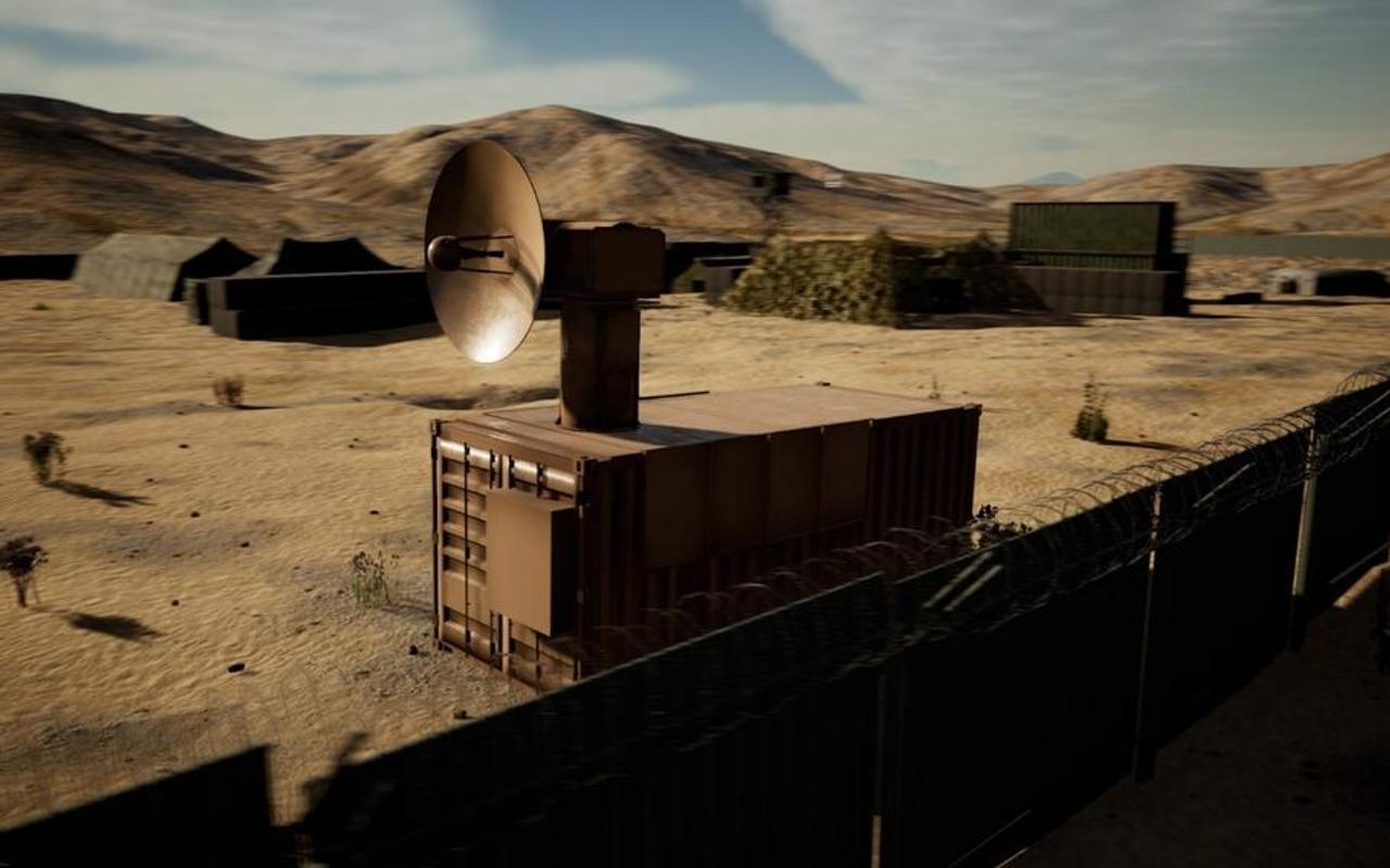 ВВС США показали как тактическая система THOR уничтожает стаи дронов за один раз